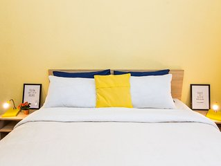 ♥Family-friendly 2BR Apartment♥Central Lviv♥Parking♥500m to Rynok Square