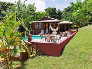 Mary's Hill Lodge, Tobago