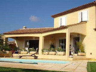 Belle villa Le Bastidon
