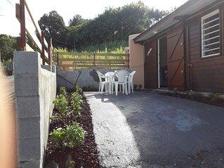 Jolie maison avec terrasse