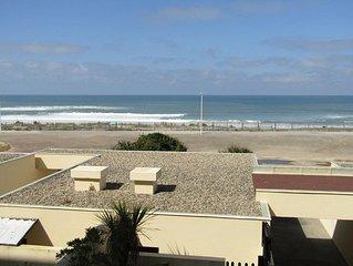 Appartement classé 2* en duplex belle vue océan, 1 chambre, 4 couchages, Lacanau