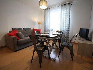 L'Opale-Wimereux - Une Chambre Appartement, Couchages 4