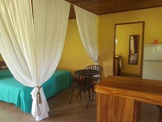 Comfortable, beautiful cabin with pool.