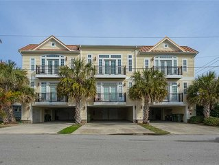 Kure Sandcastle - Beautiful Condo, Across Street from Beach