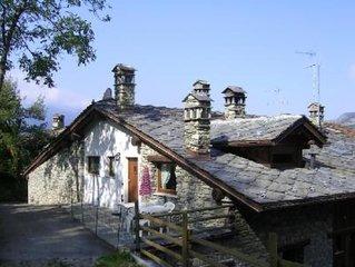 Piccolo villaggio di montagna molto tranquillo - Alloggio Campanula