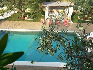 Fabulous Villa and Pool near the town of Francavilla Fontana