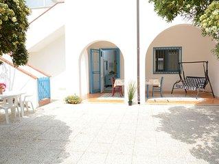 Villa Lucky a soli 50m dalla spiaggia di Punta Prosciutto