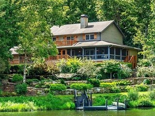 Perfect for Large Family Gatherings Lakeside in Connestee Falls