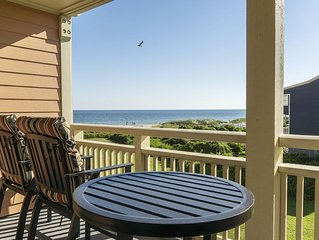 Rudy's Roost: 2 BR / 2 BA condo in Caswell Beach, Sleeps 4