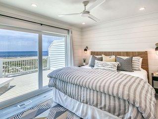 10% OFF!! OCEANFRONT - OCEAN VIEWS - BEACHFRONT, 2 King Suites, Near Rosemary!