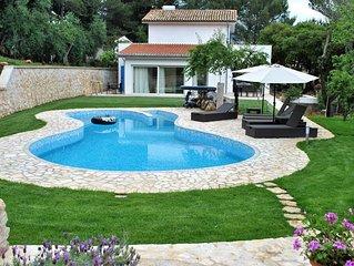 Villa Nerva in Itri, Latium