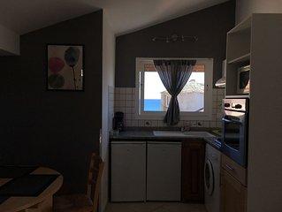 Appartement 4 personnes, residence bord de mer