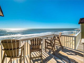 Ocean Dunes 2121: 3 BR / 2 BA condo in Kure Beach, Sleeps 6
