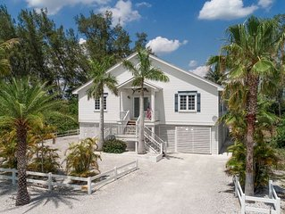 Ultimate 3 bedroom beach house compound with private pool and dock!
