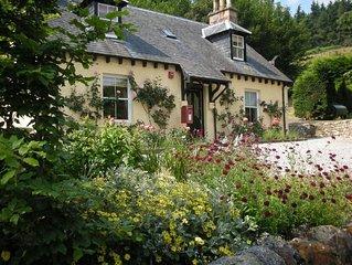 Former Lodge House to Swordale Castle