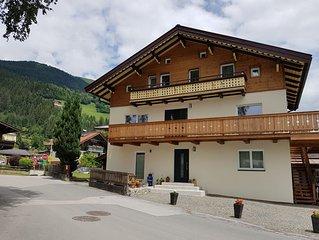 Apartment Bergkristall - spectacular mountain views - brand new!