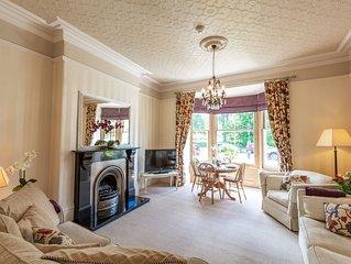 Swan View Apartment Harrogate - Prime location. 1 bedroom sleeps up to 4