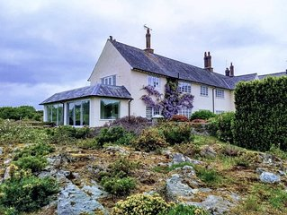 Pen y Parc, A Substantial house close to Baron Hill Golf Club in Beaumaris