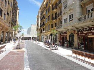 Apartamento junto a playa de Gros,parking opcional ESS00033