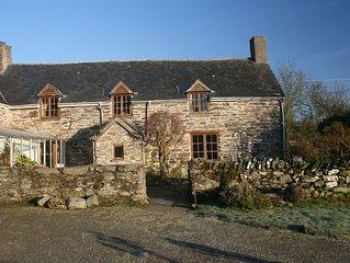 Stunning Period Farmhouse in Rural Setting