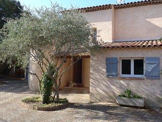 Charming Provencal Villa; oasis of calm