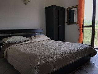 CA' D'EZE - Attic Apartment in Calice Ligure (110mq)