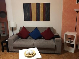 A Casa Di Tina , beautiful and new apartment in the heart of Cassino