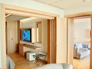 Executive Bungalow Suite Waterfront