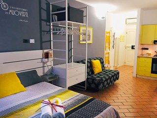 Guest House Ferrara -Appartamento in centro storico