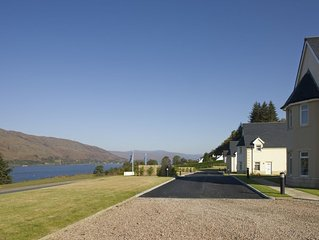 Superb Ground Floor Apartment With Stunning Views Of Loch Linnhe