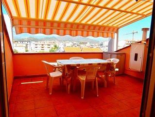Appartamento con vista panoramica Tortolì