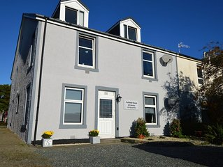 Portland House, a beautifully presented holiday home on the esplanade in coastal