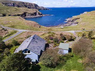 Stunning Beach House just off Wild Atlantic Way
