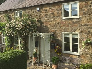 A delightful stone property that has a traditional countryside charm.