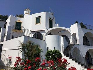 Villa Elios - lussuosa villa con panorama meraviglioso e unico.