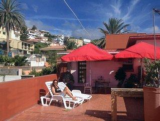 Suite con vistas a Santa Cruz