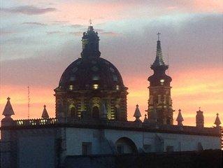 Apartamento en el corazon del centro historico de Santiago de Queretaro