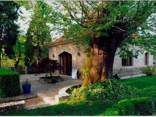 Casa en campo de golf Mondariz Balneario