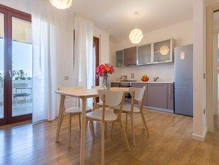 Appartamento in area residenziale vicino presidi ospedalieri Cagliari