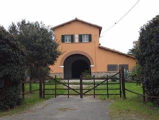 Antico Casale Sant'Angelo tra campagna e mare