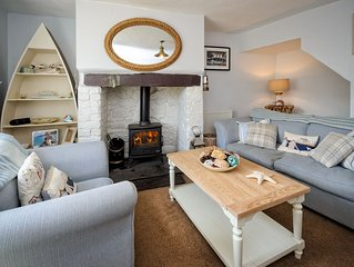 Perfect for couples and small families, this charming cottage has been lovingly