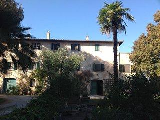 Appartamento in villa d'epoca vicino al mare in Toscana tra Follonica e Piombino