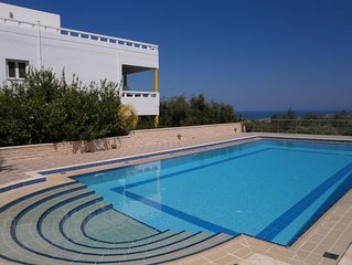 Let M&M Villa Welcome You To One Of The Most Beautiful Spots In Crete!