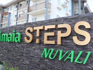 Cozy AMAIAStepsCondo in NUVALI