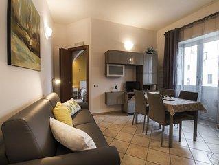 Centro Storico Salerno, ideale per muoversi in città ed in Costiera - Wi-Fi Free