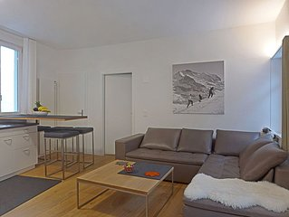 Nice apartment for 4 people with WIFI and TV