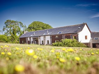 Spacious detached Barn, beautifully appointed