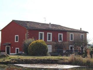 Casa rural El Canal para 4 personas