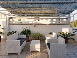 GALLIPOLI BAIA VERDE - appartamento ben curato, in residence privato, a m 130 da