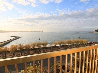 Front de mer, 50m de la plage + Parking | Appartement classé 3*